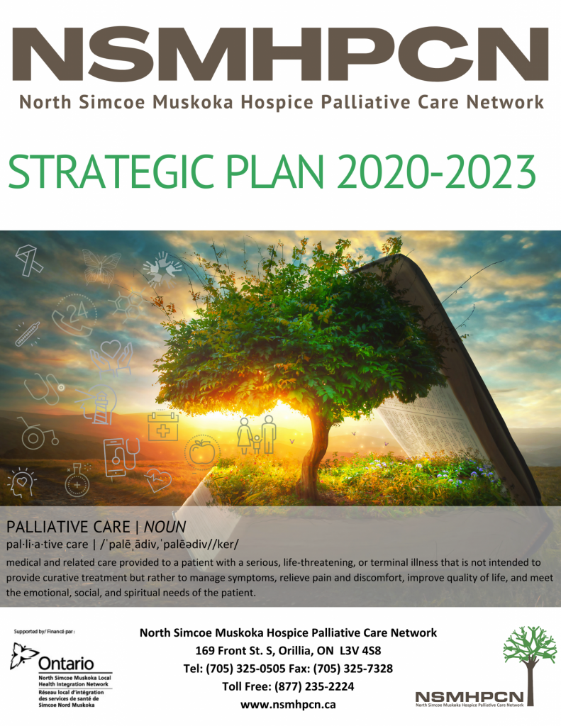 Strategic Plan 2020-2023
