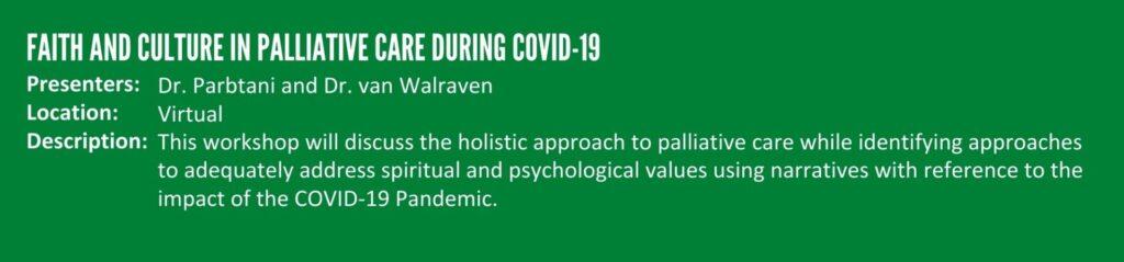 Faith & Culture During Covid